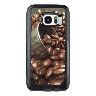Coffee Beans and Scoop Photograph OtterBox Samsung Galaxy S7 Edge Case