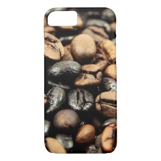 Coffee Beans Background iPhone 8/7 Case