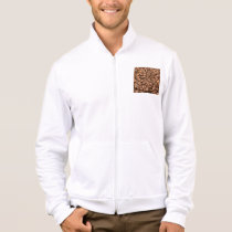 Coffee Beans Background Jacket