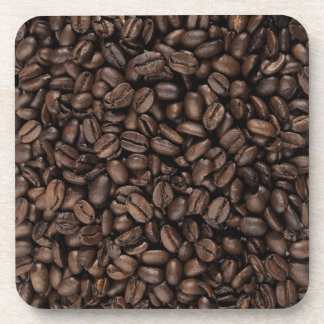 Coffee Beans Beverage Coaster