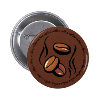 Coffee Beans Button