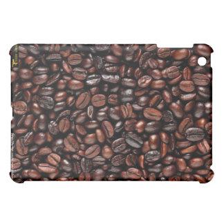 coffee beans cappuccino mocha latte short black cover for the iPad mini