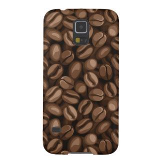 Coffee beans galaxy s5 cases