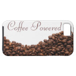 Coffee Beans Coffee Powered iPhone 5 Case