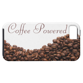 Coffee Beans Coffee Powered iPhone SE/5/5s Case