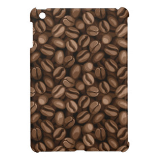 Coffee beans cover for the iPad mini