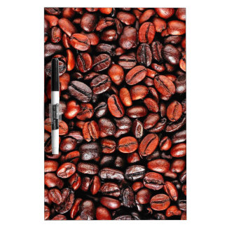 Coffee beans Dry-Erase board