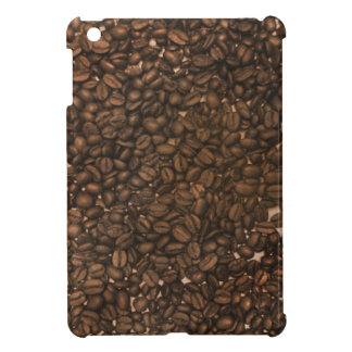 Coffee beans for coffee lovers iPad mini covers