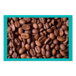 Coffee Beans Galore! Poster