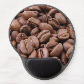 Coffee Beans Gel Mouse Pad