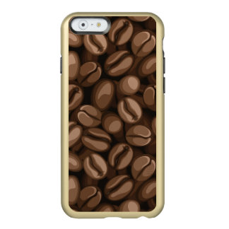 Coffee beans incipio feather shine iPhone 6 case