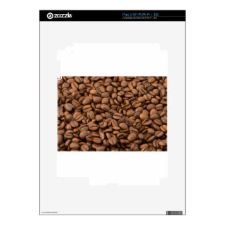 Coffee Beans iPad 2 Skins