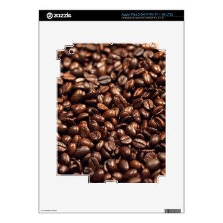 Coffee Beans iPad 3 Decals