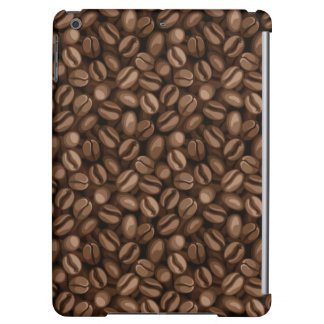 Coffee beans iPad air cover