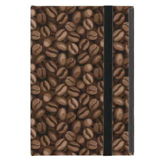 Coffee beans iPad mini cover