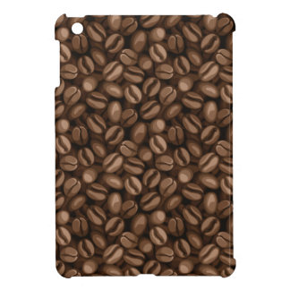 Coffee beans iPad mini covers