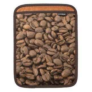 Coffee Beans iPad Sleeve