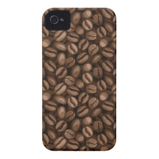 Coffee beans iPhone 4 case