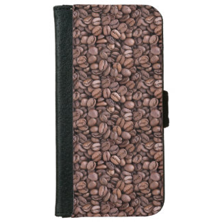 Coffee Beans iPhone 6 Wallet Case