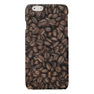 Coffee Beans Glossy iPhone 6 Case