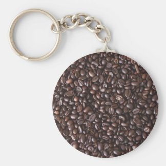 Coffee Beans Keychain
