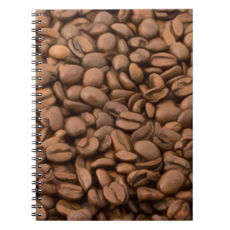 Coffee Beans Notebook