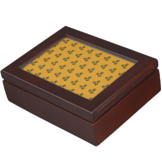 coffee beans oranges memory boxes