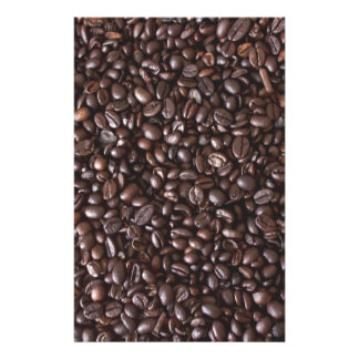 Coffee Beans Papelaria Personalizada