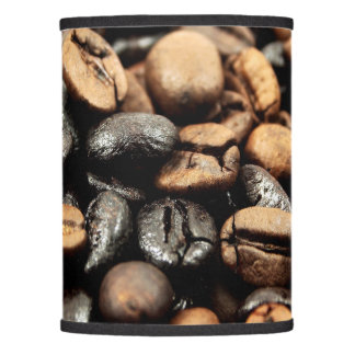 Coffee Beans Photography Lamp Shade