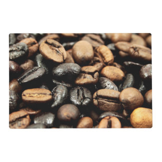 Coffee Beans Photography Placemat