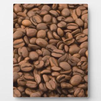 Coffee Beans Plaque