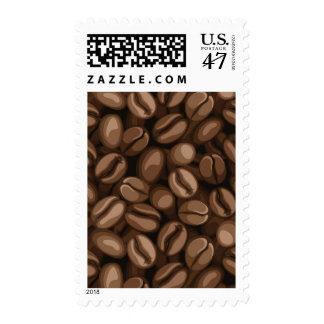 Coffee beans postage