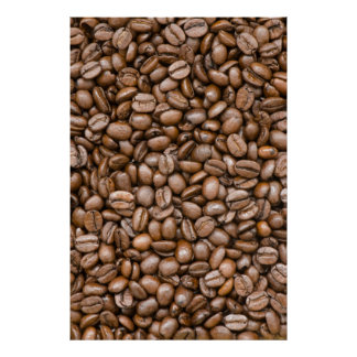 Coffee beans posters
