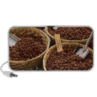 Coffee Beans Notebook Speaker