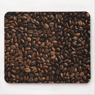 Coffee Beans Texture Mouse Pad
