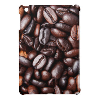 Coffee Beans - whole light and dark roasted Cover For The iPad Mini