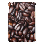 Coffee Beans - whole light and dark roasted iPad Mini Covers