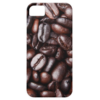 Coffee Beans - whole light and dark roasted iPhone 5 Cases