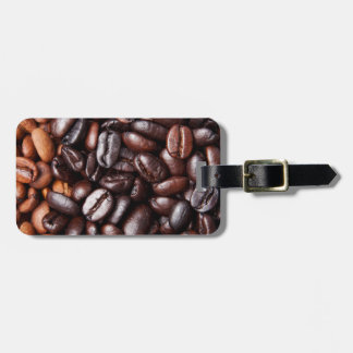 Coffee Beans - whole light and dark roasted Luggage Tags