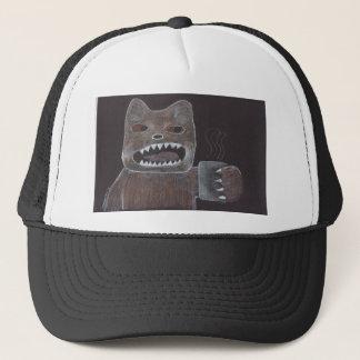 Coffee Bear Trucker Hat