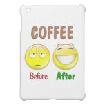 Coffee Before After Case For The iPad Mini