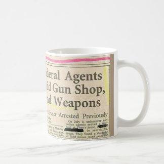 Coffee Before Crazy Custom White 11 oz Mug