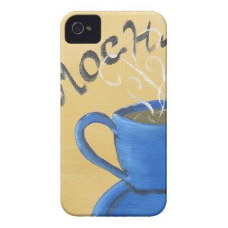 Coffee Blackberry Case-Mate Case