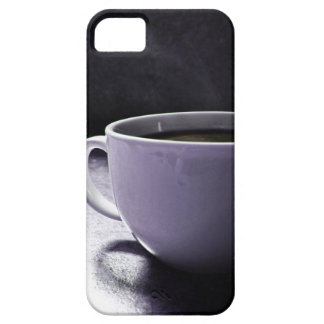 Coffee Blues iPhone 5 Cover
