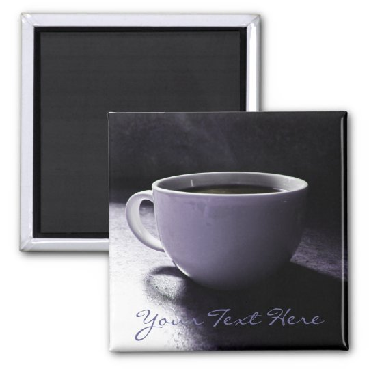 Coffee Blues Magnet