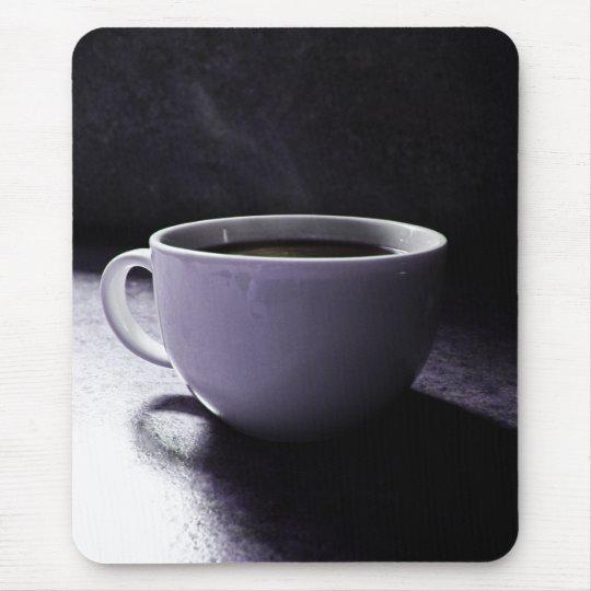 Coffee Blues Mouse Pad
