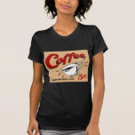 Coffee Bottomless Cup T Shirts