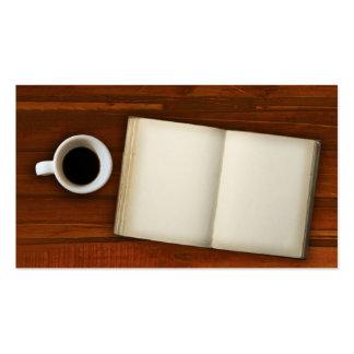 Coffee Break Business Card
