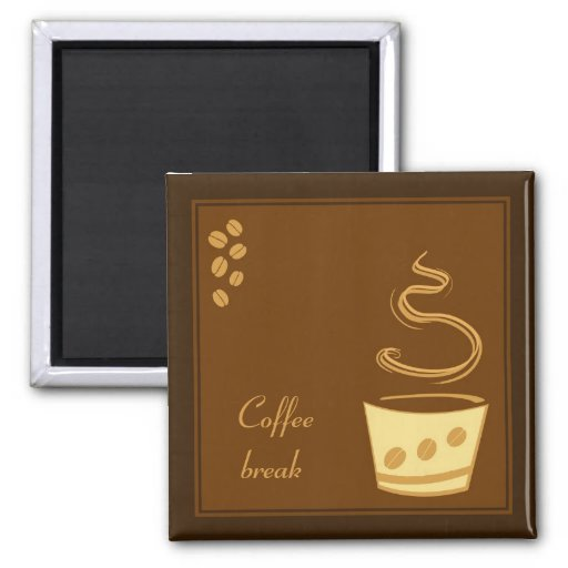 Coffee Break - Business Magnet Design