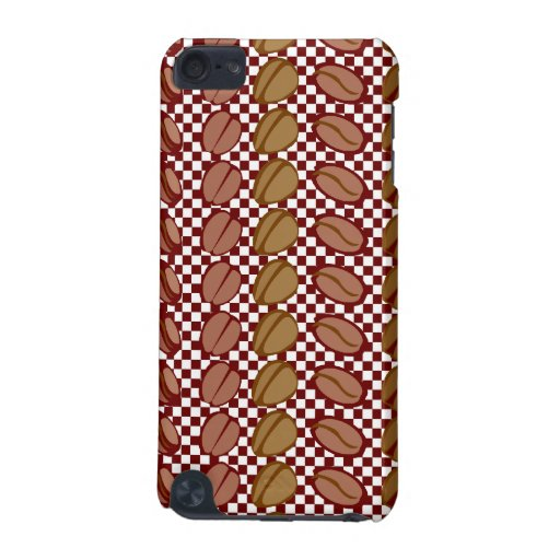 Coffee Break Checks iPod Touch 5G Covers